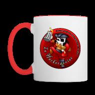 Mugs & Drinkware ~ Contrasting Mug ~ HZV Beer's mug