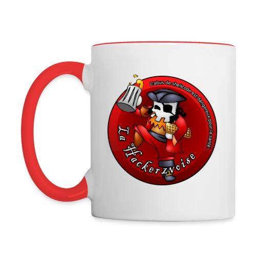 HZV Beer's mug - Contrasting Mug