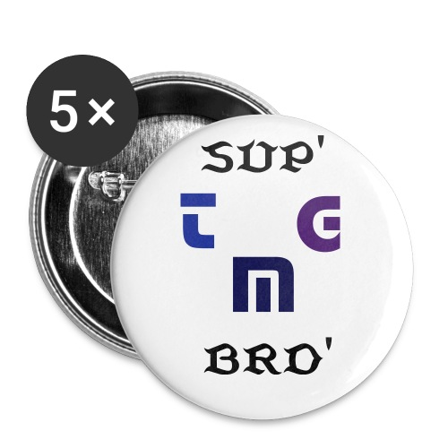 Spilla 56 mm (5 pack) by TheMasterGriefer - Spilla grande 56 mm