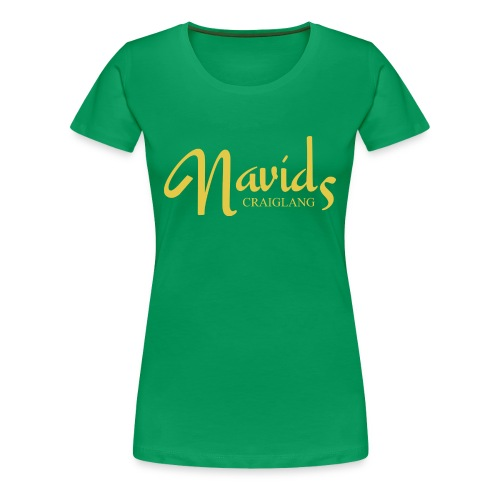 Navids - Women's Premium T-Shirt
