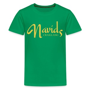 Navids - Teenage Premium T-Shirt