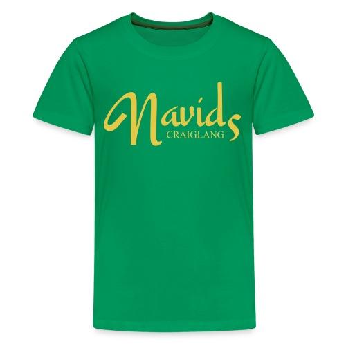 Navids - Teenage Premium T-Shirt