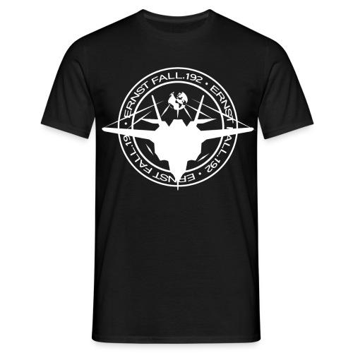 ERNST FALL T-SHIRT LOGO weiß - Männer T-Shirt