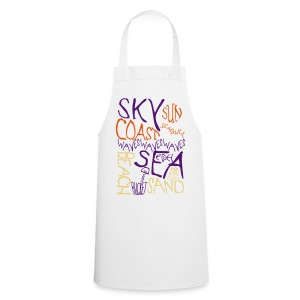 Coastal Illustration Apron - Cooking Apron