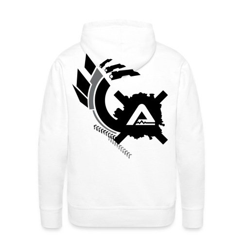 Logo Claws Alex Corsi SW Man - Men's Premium Hoodie