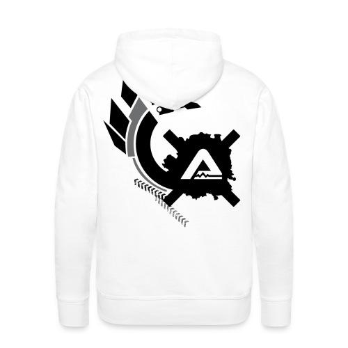 Logo Claws Alex Corsi SW Man - Men's Premium Hoodie