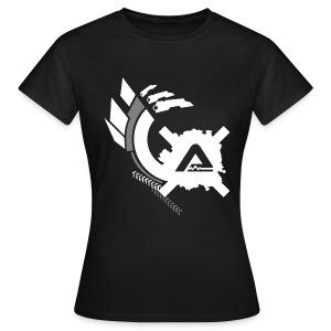 Claws White Logo standard TS Woman - Women's T-Shirt