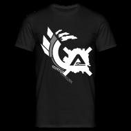 T-Shirts ~ Men's T-Shirt ~ White Logo Claws standard TS Man