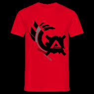 T-Shirts ~ Men's T-Shirt ~ Logo Claws Alex Corsi standard TS Man