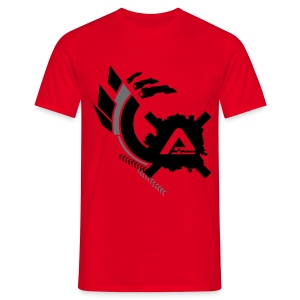 Logo Claws Alex Corsi standard TS Man - Men's T-Shirt