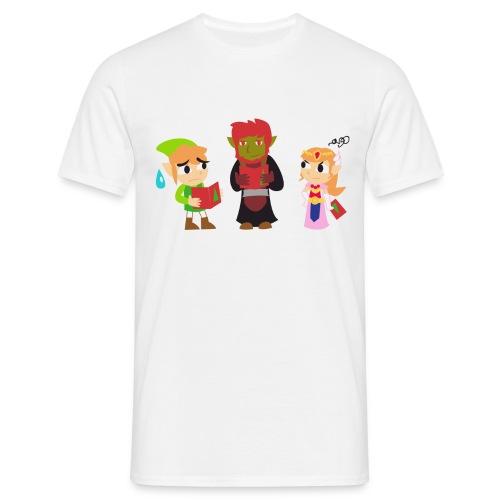 Men's Heroes T-Shirt - Men's T-Shirt