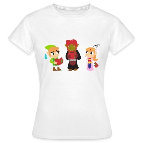 Women's Heroes T-Shirt - Women's T-Shirt