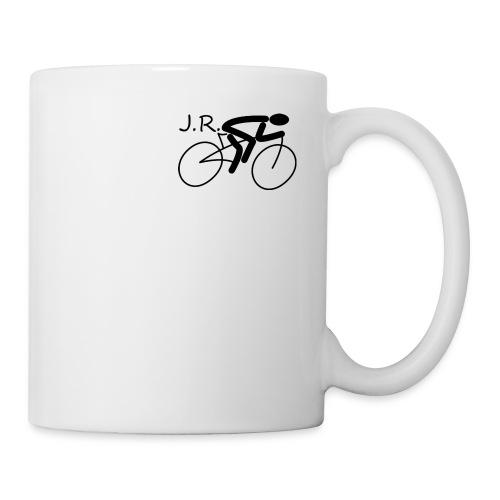 j.r. - Mug blanc