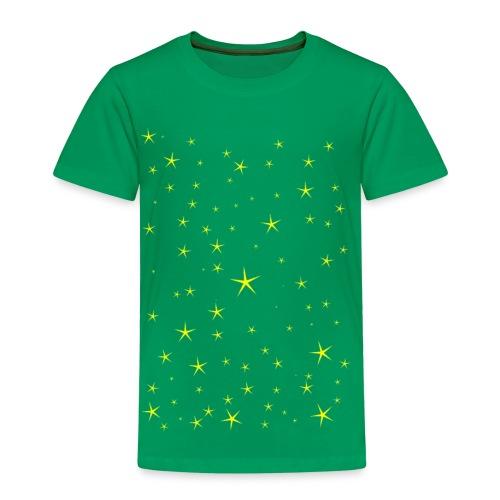 Tähdet - Lasten premium t-paita