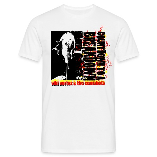 CountdownSingle - Men's T-Shirt