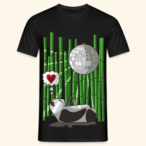 Discopanda - Now on sale! - Men's T-Shirt