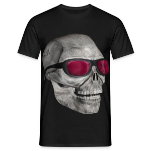Skull Sunglasses - Now on sale! - Männer T-Shirt