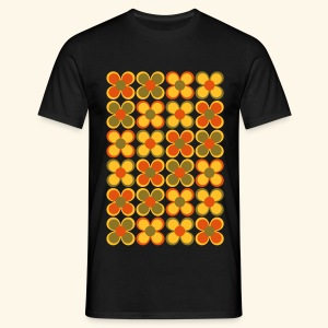 70ies Flower Pop - Now on sale! - Men's T-Shirt