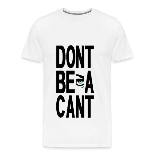 DBAC Mens - Men's Premium T-Shirt