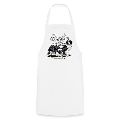 border collie - Grembiule da cucina