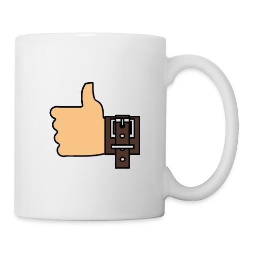 Mug Like - Mug blanc