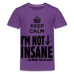 Thats Right  - Teenage Premium T-Shirt