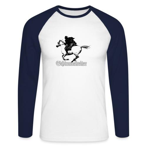 Schimmelreiter - Männer Baseballshirt langarm