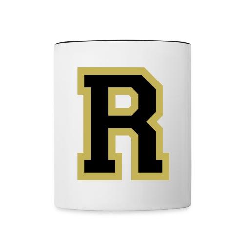 Rangers Kaffeetasse - Tasse zweifarbig