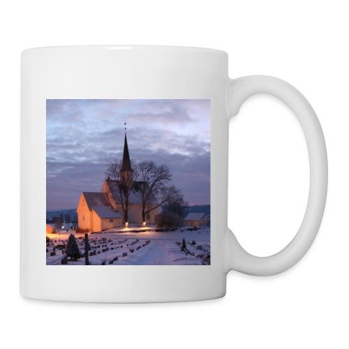 Krus Nannestad Kirke - Kopp