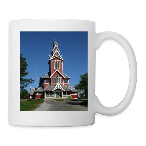 Krus Buksnes Kirke - Kopp