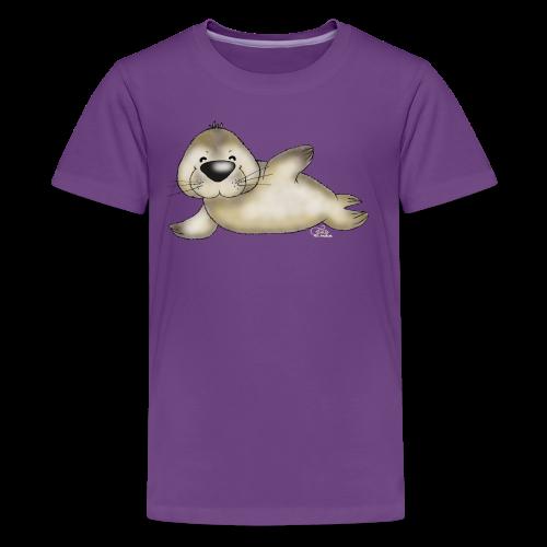 TeenieShirt Robbert, der kleine Heuler - Teenager Premium T-Shirt