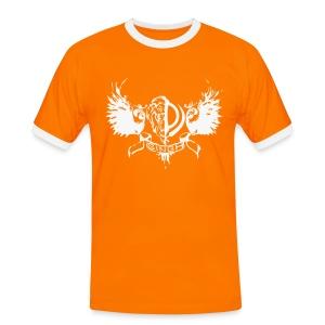 Orange Punjabi Tee  - Men's Ringer Shirt