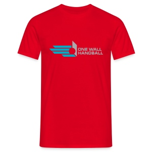 T-Shirt met logo One Wall Handball voor - Mannen T-shirt
