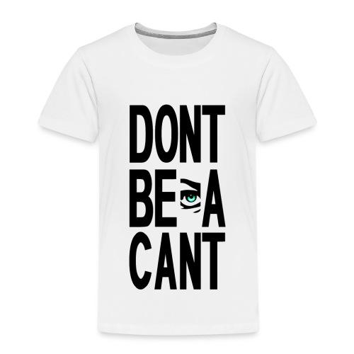 DBAC Kids - Kids' Premium T-Shirt