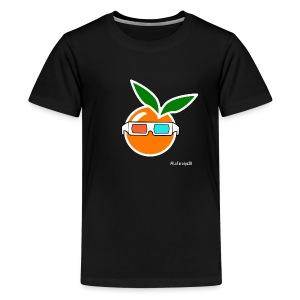 La Taronja 3D - Adolescent - Camiseta premium adolescente