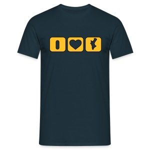 Valencian Love  - Camiseta hombre