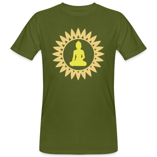 Buddha T-Shirt - Männer Bio-T-Shirt