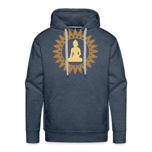 Buddha Hoodie - Männer Premium Hoodie