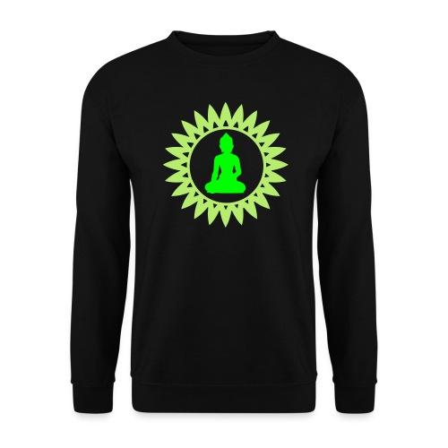 Buddha Hoodie - Männer Pullover