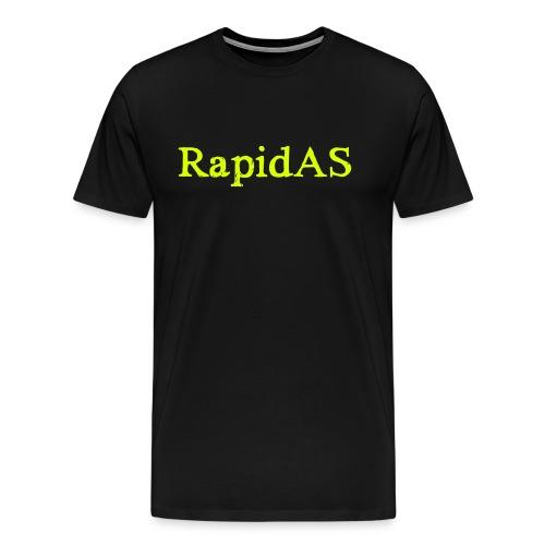 Mr Rapido - Men's Premium T-Shirt