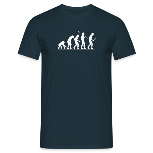 Evolution - T-shirt Homme