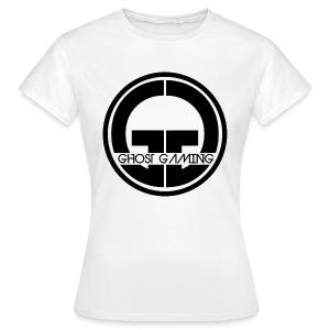 GhostGaming Logo Womens shirt - Women's T-Shirt