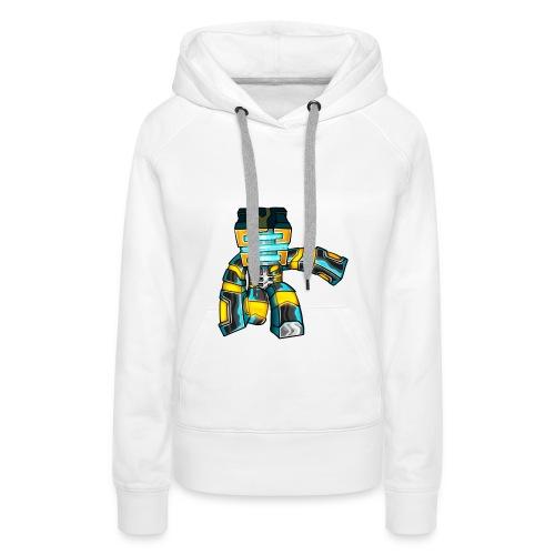 GhostGaming Avatar Womens hoodie - Women's Premium Hoodie