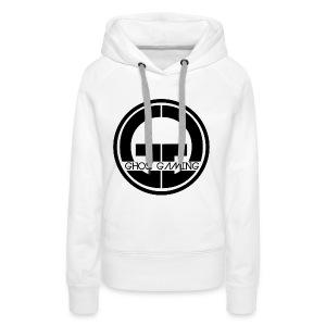 GhostGaming Logo Womens hoodie - Women's Premium Hoodie