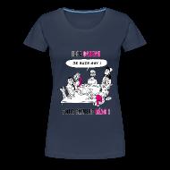 Tee shirts ~ Tee shirt Premium Femme ~ Noël gay par Nawak