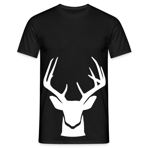 Deer Bottom T-shirt - Mannen T-shirt