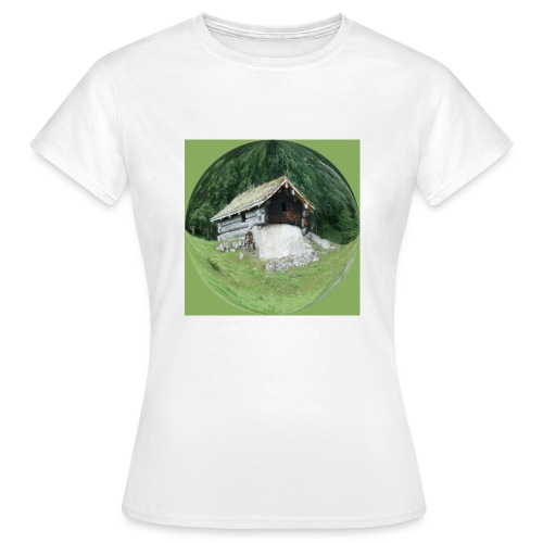 Standard T- skjorte Dame - T-skjorte for kvinner