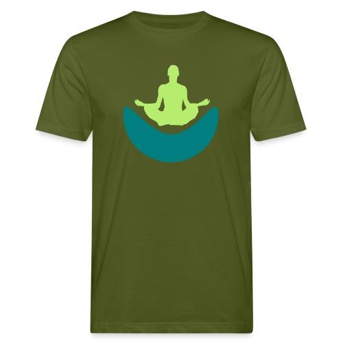 Meditation T-Shirt - Männer Bio-T-Shirt