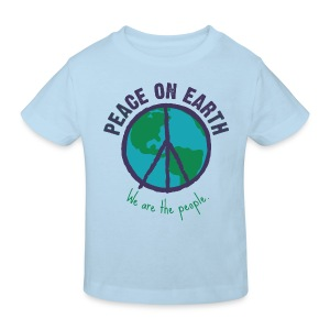 People's Earth -Kids Bio-Shirt - Kinder Bio-T-Shirt