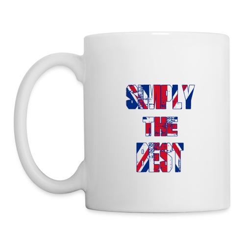 Simply The Best T Shirt - Mug